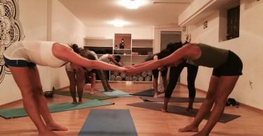 foto de vive Yoga Vinyasa derechos reeservados.