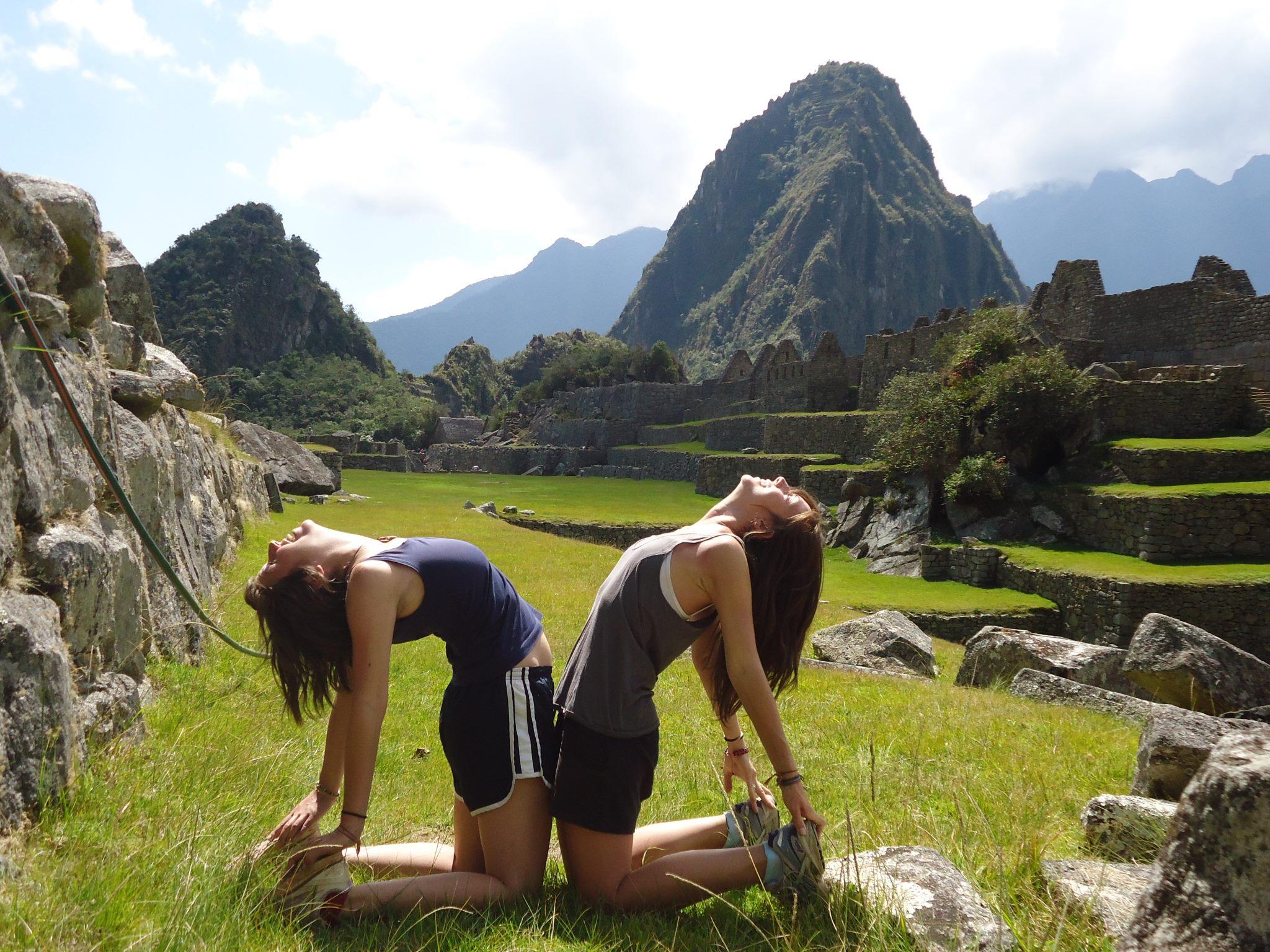 mantras urbanos foto guia Yoga Inbound Cusco 1