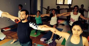 foto de Adhikara yoga, no reproducir.