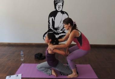 foto de vinyasa flow yoga school derechos reservados.