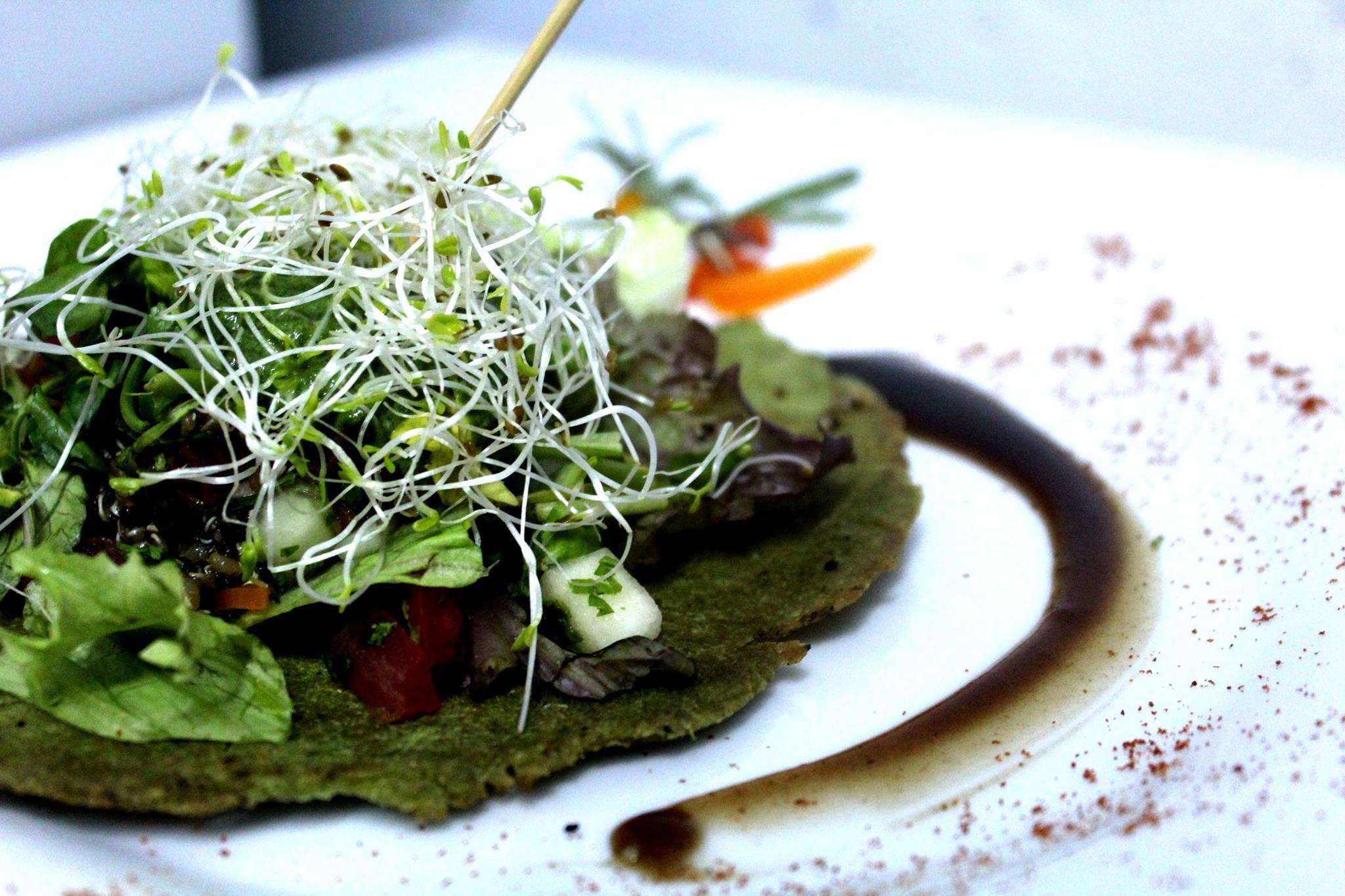 Teter a cocina vegetariana el jard n de jazm n mantras for El jardin de india