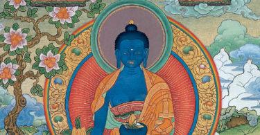 MU Difusion 24 Norbuling abril 2017 Medicina Tibetana BUDA AZUL